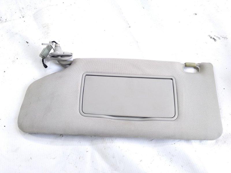 Козырек Honda Inspire UC1 J30A 2003 передний левый