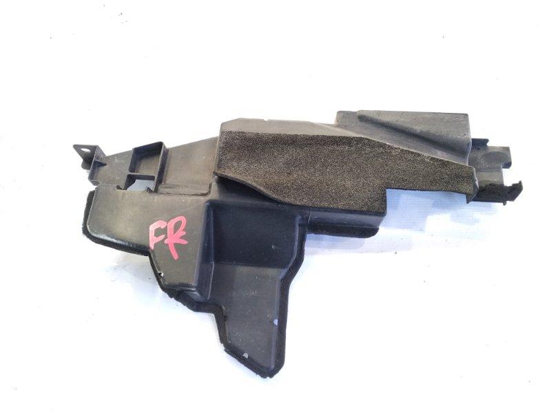 Защита радиатора Nissan Xtrail T31 M9R 2008 передняя правая