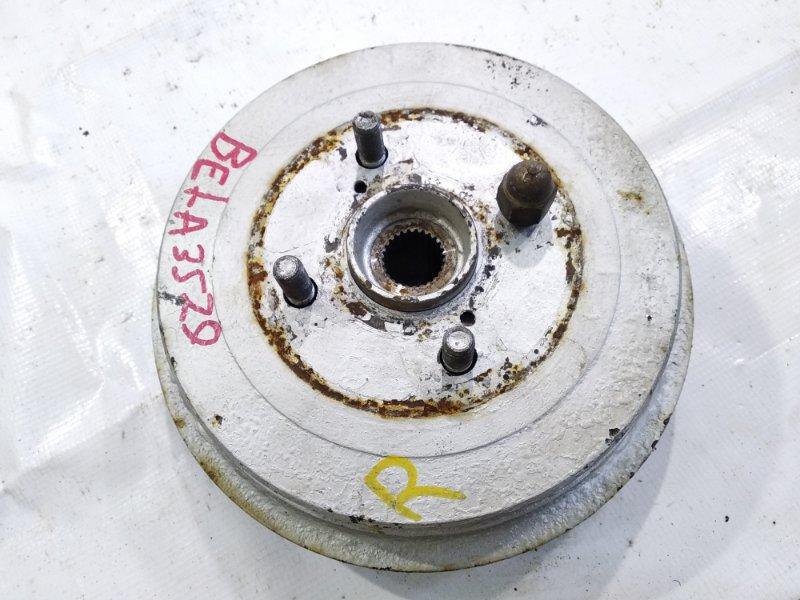 Ступица Toyota Belta NCP96 2NZFE 2006 задняя правая