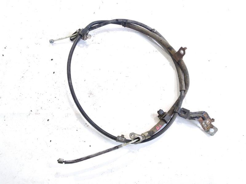 Тросик ручника Toyota Belta NCP96 2NZFE 2006 задний левый
