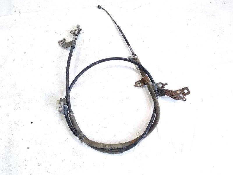 Тросик ручника Toyota Belta NCP96 2NZFE 2006 задний правый