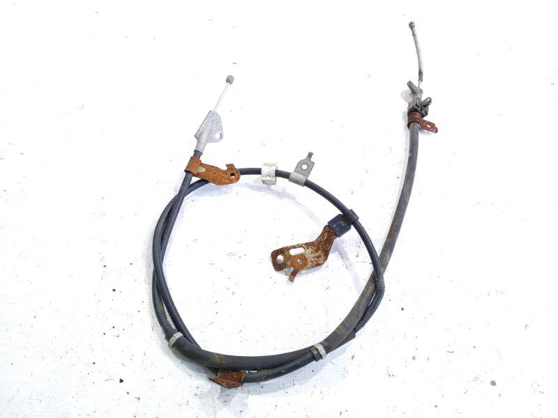 Тросик ручника Toyota Belta NCP96 2NZFE 2007.11 задний правый