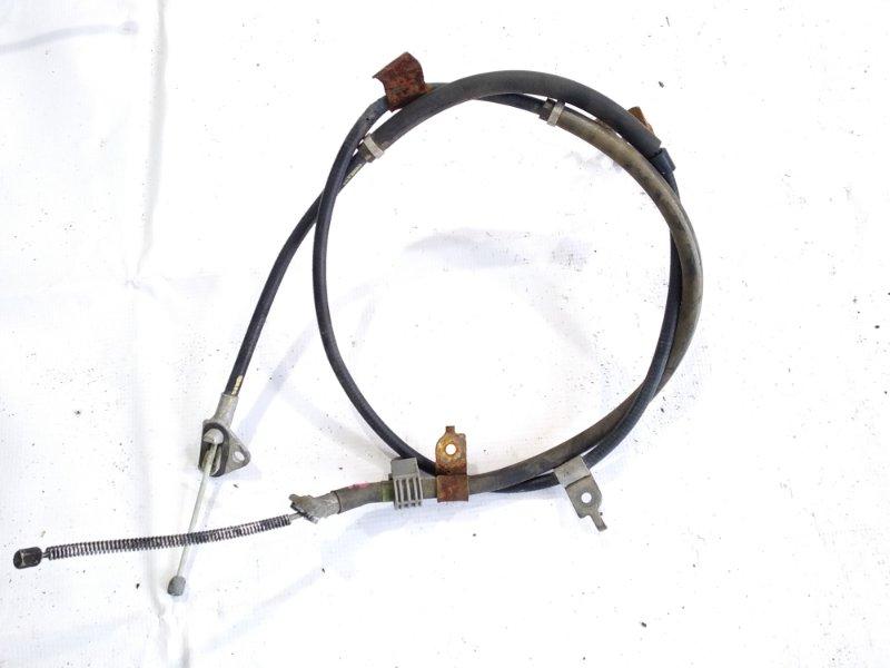 Тросик ручника Toyota Belta NCP96 2NZFE 2007.11 задний левый