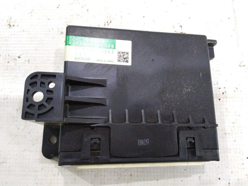 Блок управления кондиционером Toyota Prius Alpha ZVW41 2ZRFXE 2011