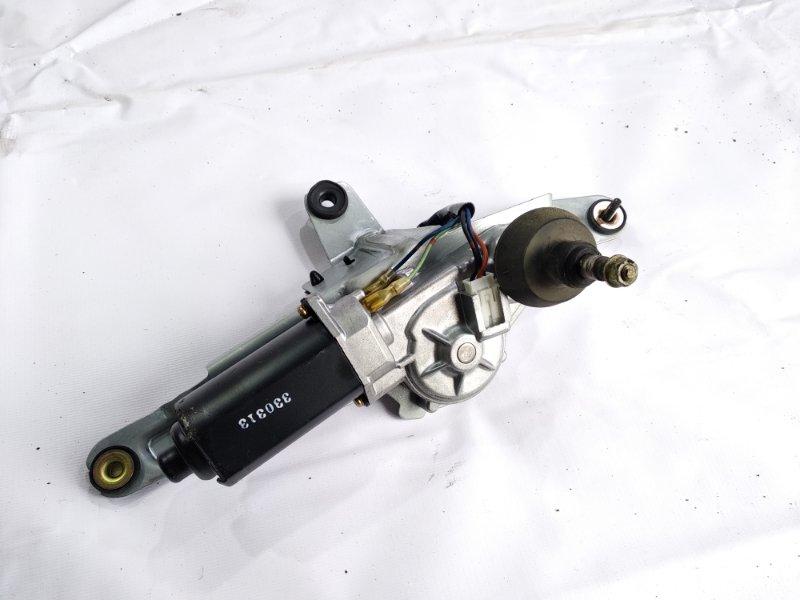 Моторчик заднего дворника Nissan Ad VFY11 QG18DE 2003 задний