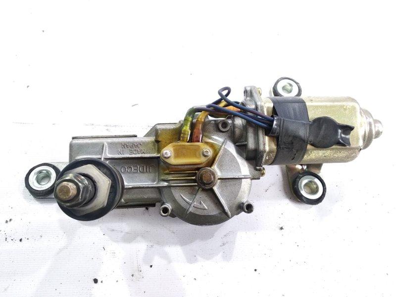 Моторчик заднего дворника Nissan Safari FGY60 TD42 1995
