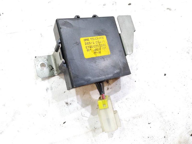 Электронный блок Nissan Safari FGY60 TD42 1995