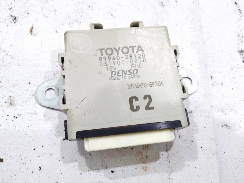 Блок управления Toyota Estima AHR20W 2AZFXE 2006