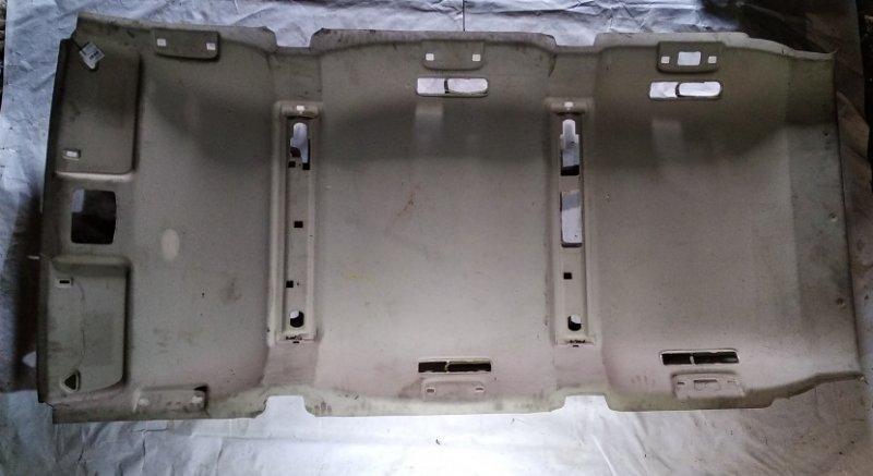 Обшивка потолка Mitsubishi Delica D5 CV2W 4B12