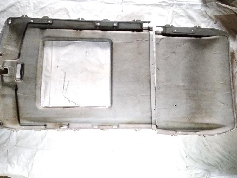 Обшивка потолка Mazda Mpv LVLR WLT 06.1996