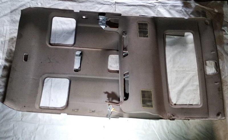 Обшивка потолка Toyota Hiace KZH106 1KZTE
