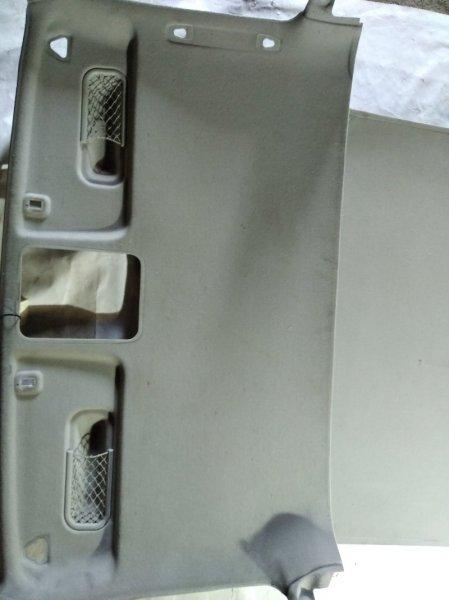 Обшивка потолка Nissan Elgrand AVWE50 QD32ETI 1998