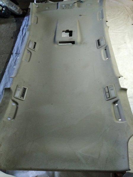 Обшивка потолка Toyota Estima AHR20W 2AZFE