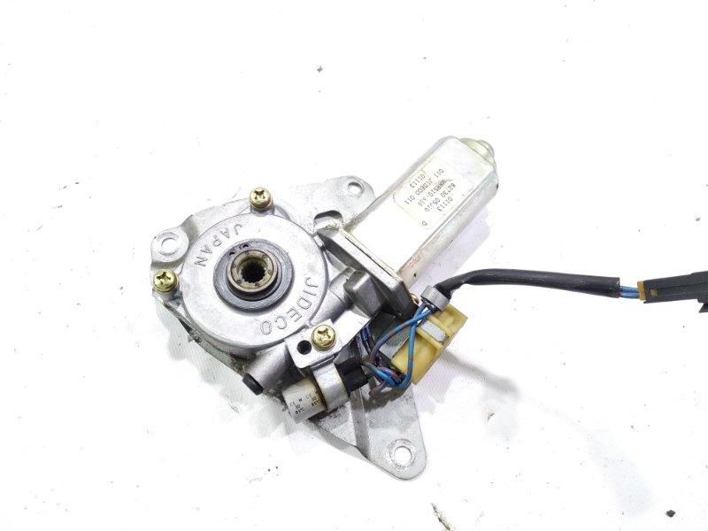 Мотор стеклоподъемника Nissan Safari FGY60 TD42 1995 задний правый