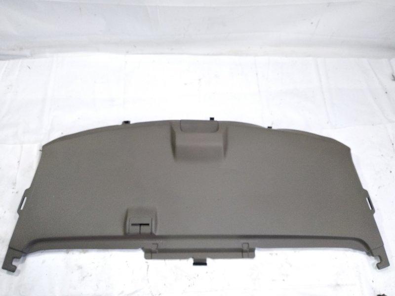 Полка под заднее стекло Nissan Teana T31 QR25DE 2007 задняя