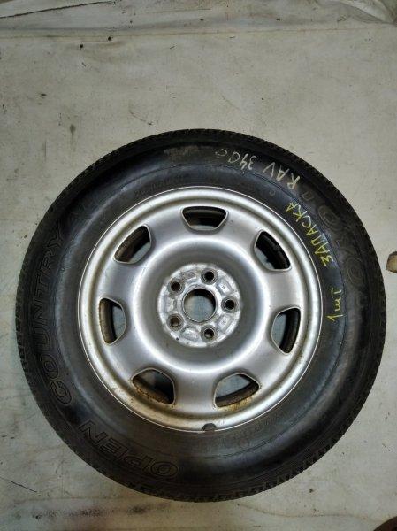 Запаска Toyota Rav4 SXA10G 3SFE задняя