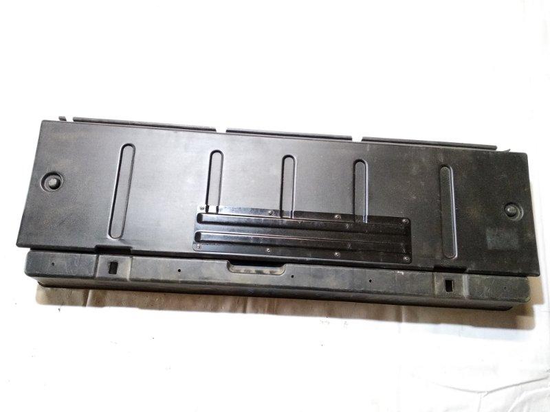 Пол багажника пластик Toyota Caldina ST210 3SGTE задний