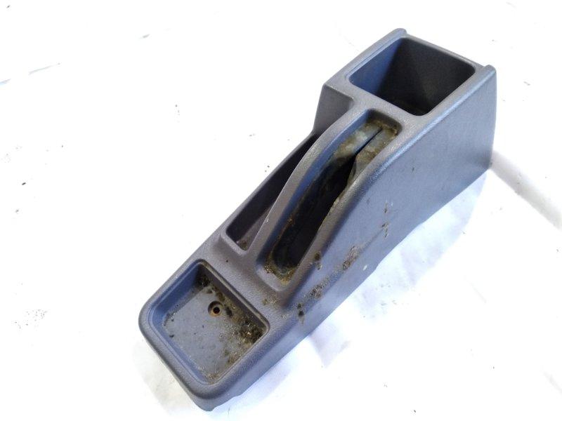 Кожух ручки ручника Mitsubishi Pajero Junior H57A 4A31 1995