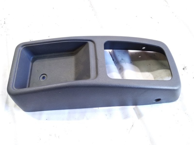 Консоль автомата Mitsubishi Pajero Junior H57A 4A31 1995