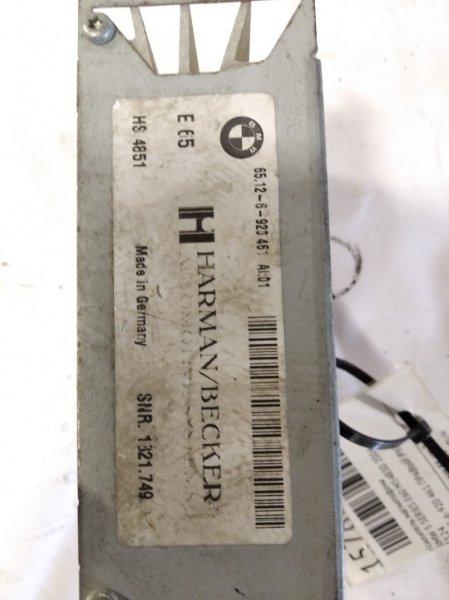 Усилитель магнитофона Bmw 5-Series E60 M54B30 2004