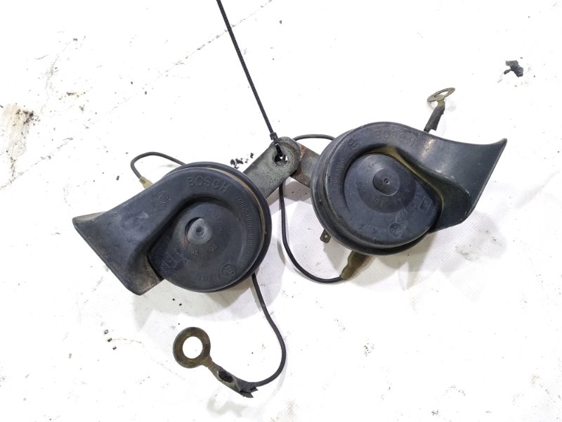 Сигнал звуковой Mitsubishi Pajero V63W 6G74 2002