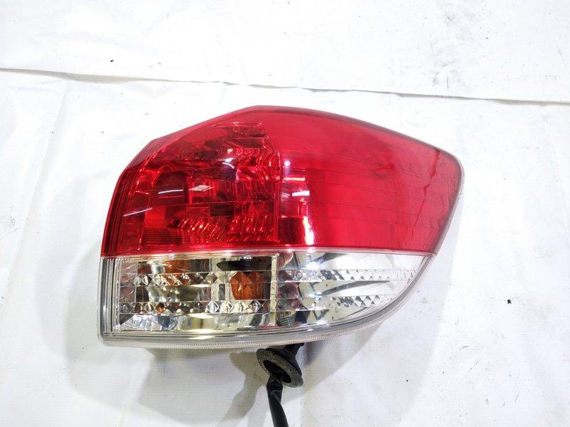 Стоп-сигнал Toyota Wish ZGE20 2ZRFAE 2009 задний правый