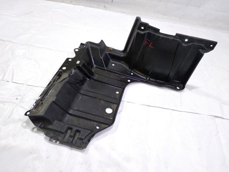Защита двигателя Toyota Wish ZGE20 2ZRFAE 2009 передняя левая