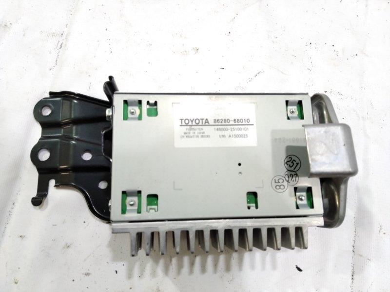 Усилитель магнитофона Toyota Wish ZGE20 2ZRFAE 2009