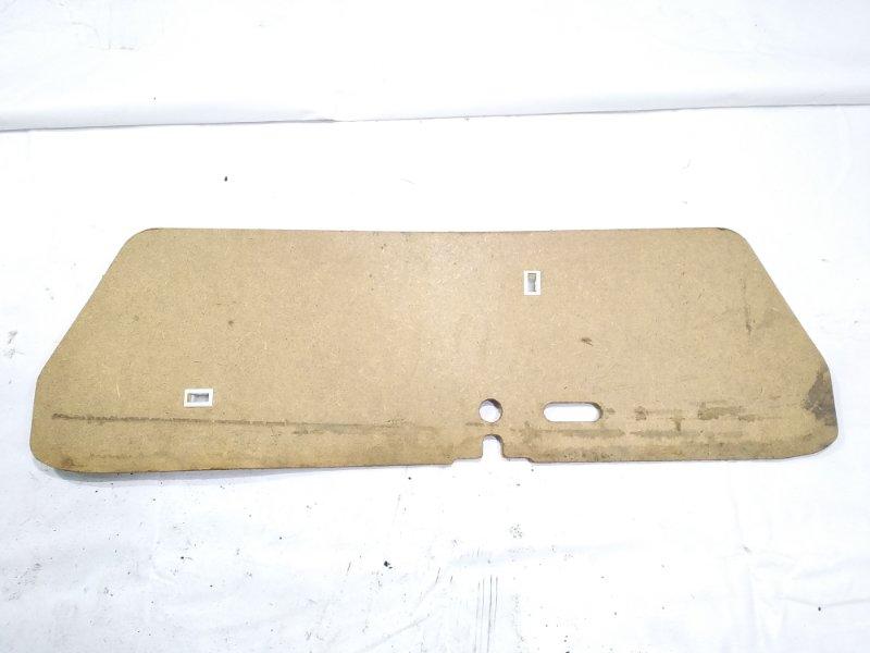 Пол багажника пластик Suzuki Jimny JB23W K6A 2005 задний