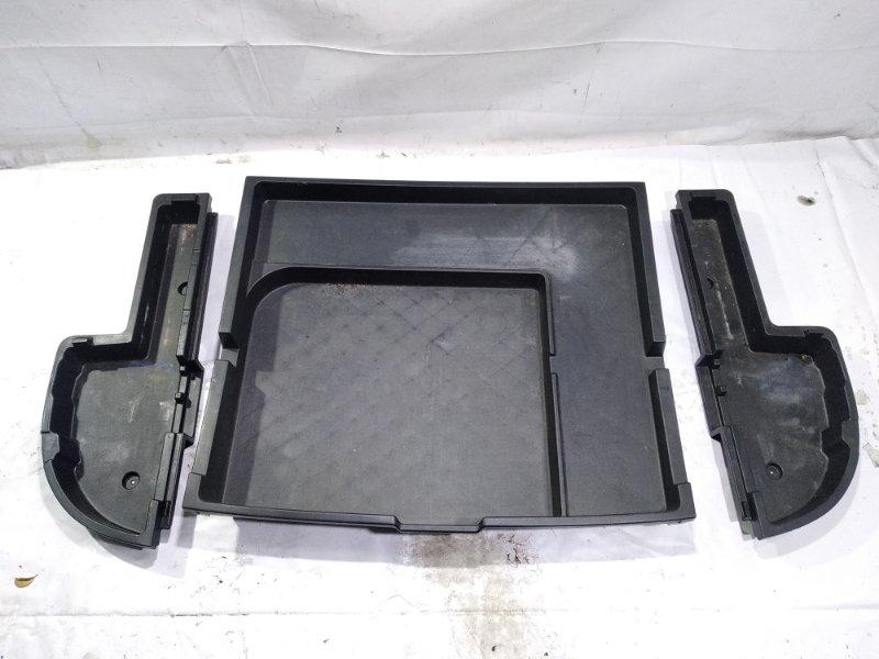 Ванночка в багажник Toyota Corolla Fielder NZE121 2ZZGE 2002 задняя