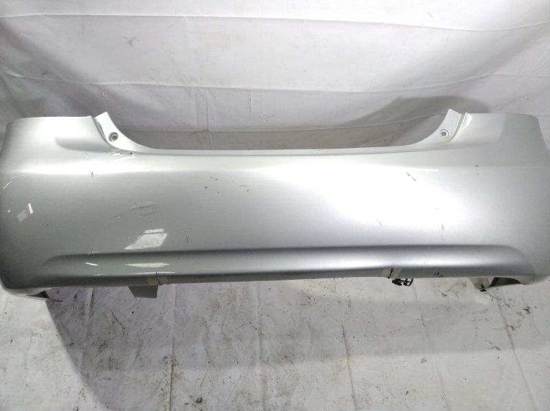 Бампер Toyota Belta NCP96 2NZFE 2006 задний