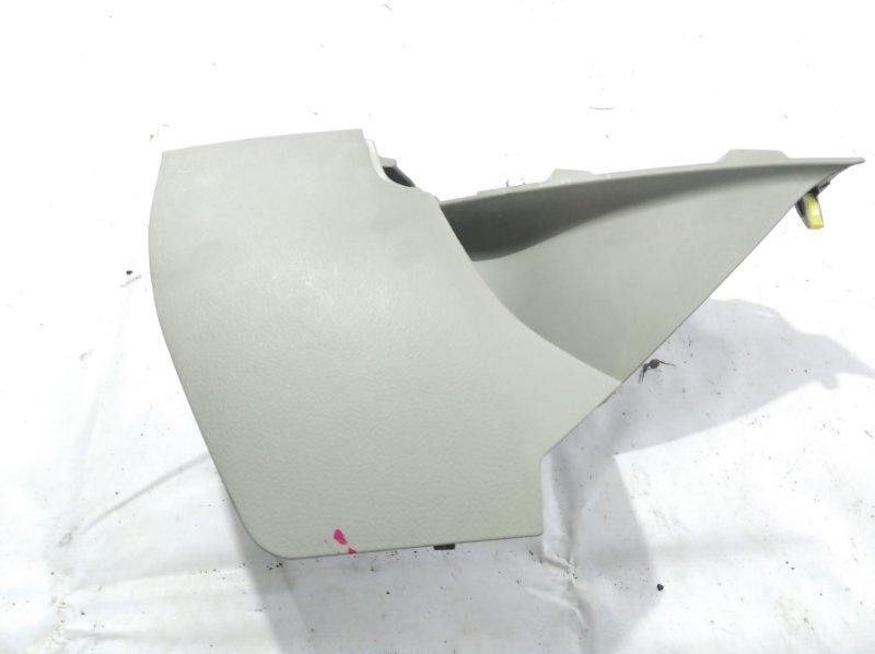 Пластик торпеды Toyota Belta NCP96 2NZFE 2006 передний правый