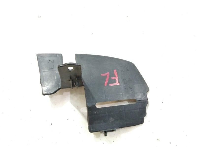Защита радиатора Toyota Belta NCP96 2NZFE 2006 передняя левая