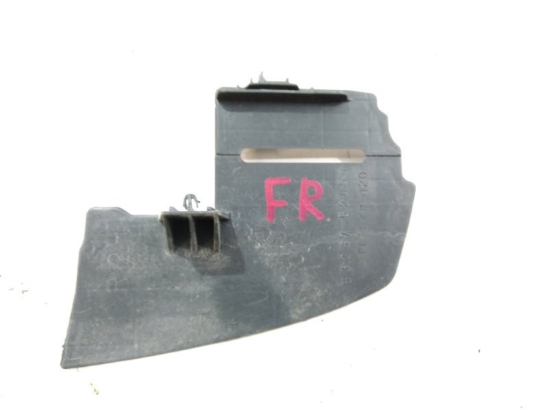Защита радиатора Toyota Belta NCP96 2NZFE 2006 передняя правая