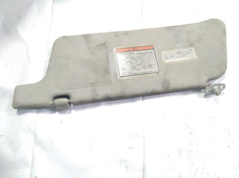 Козырек Mazda Mpv LVLR WLT 1998 передний правый