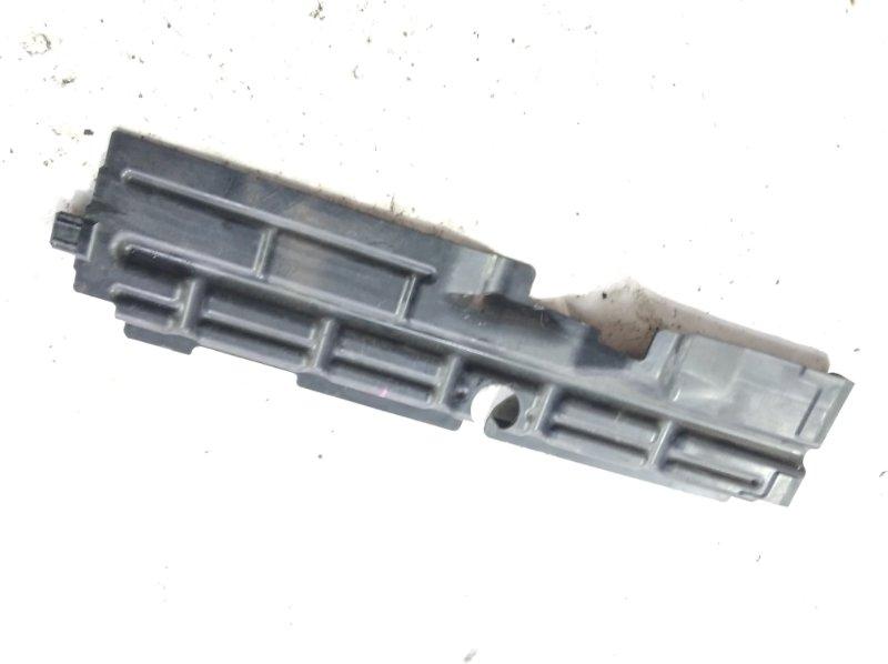 Защита радиатора Toyota Caldina AZT241 3SGTE 2006 передняя левая