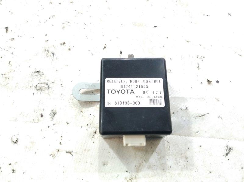 Блок управления замками Toyota Caldina AZT241 3SGTE 2006