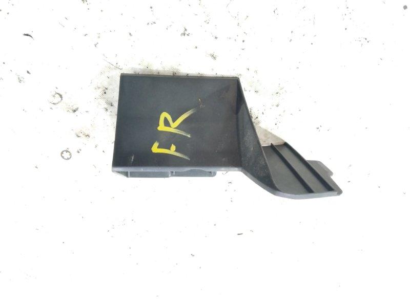 Защита радиатора Toyota Caldina AZT241 3SGTE 2006 передняя правая