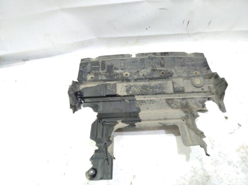 Защита двигателя Nissan Gloria ENY33 RB25DET 1998 передняя
