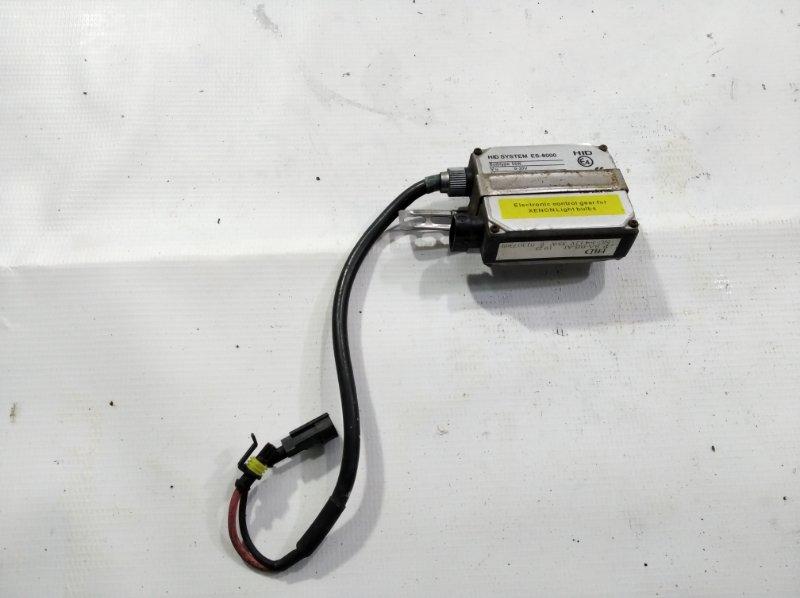 Блок ксенона Honda Insight ZE2 LDA 2010 передний правый