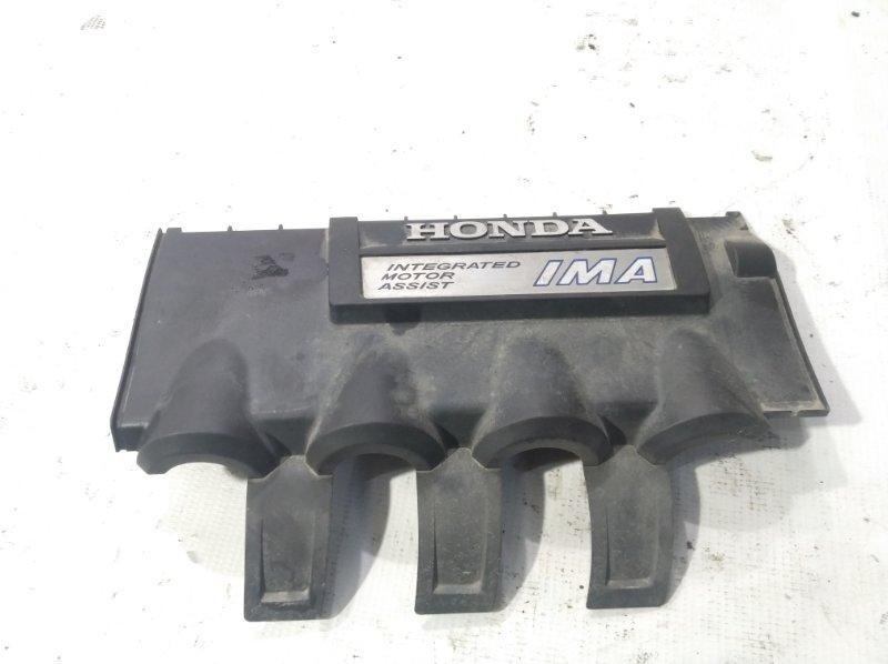 Пластиковая крышка на двс Honda Fit GP1 LDA 2010