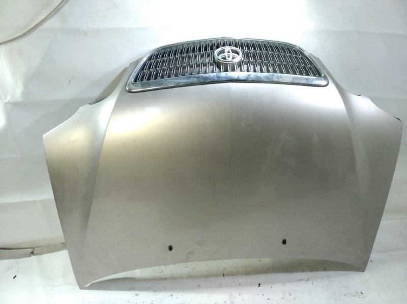 Капот Toyota Gaia SXM10 3CTE 2004 передний