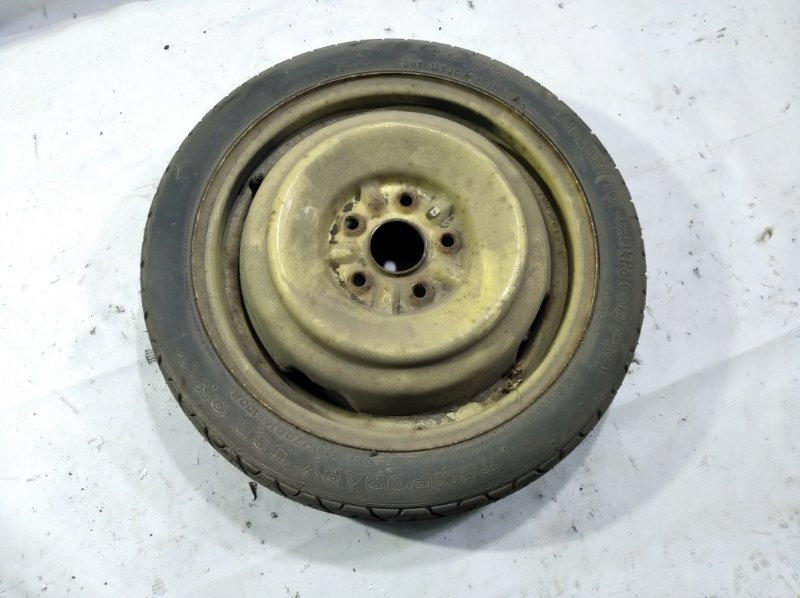 Запаска Toyota Gaia SXM10 3CTE 2004