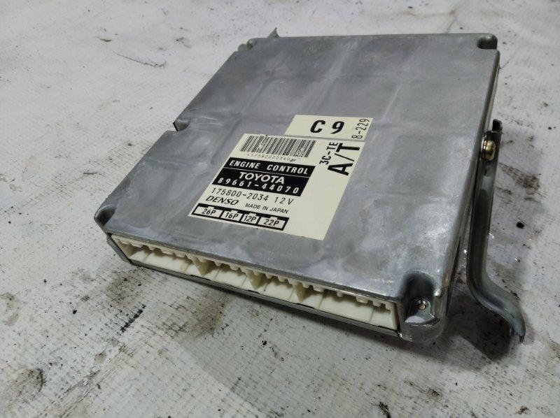 Блок управления efi Toyota Gaia SXM10 3CTE 1998
