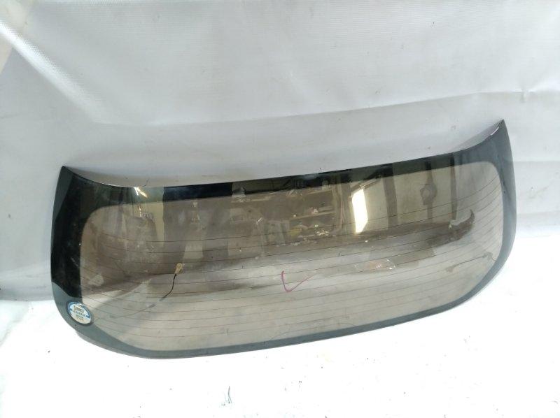 Стекло 5-й двери Toyota Gaia SXM10 3CTE 1998 заднее