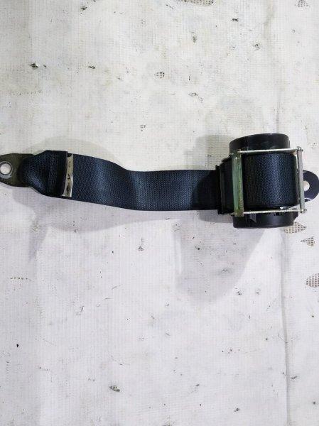 Ремень безопасности Nissan Bluebird Sylphy KG11 MR20DE 2005 задний правый