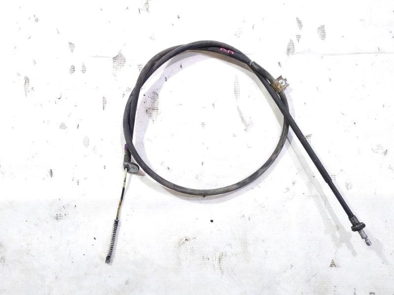 Тросик ручника Nissan Bluebird Sylphy KG11 MR20DE 2005 задний правый