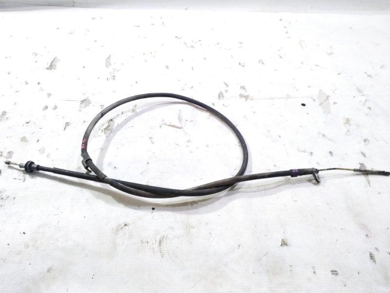 Тросик ручника Nissan Bluebird Sylphy KG11 MR20DE 2005 задний левый
