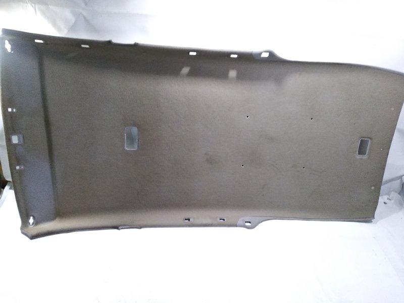 Обшивка потолка Toyota Caldina CT216 3CTE 2001