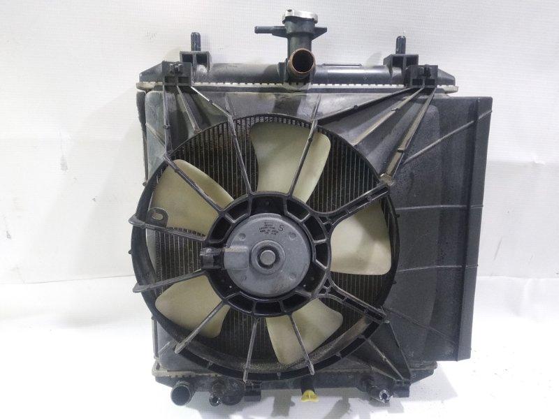 Радиатор основной Toyota Passo Sette M502E 3SZFE 2009